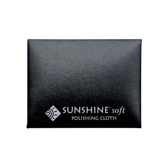 "Sunshine® Soft Cloth in Individual Envelope, 3-3/4"" x 2-1/2"""