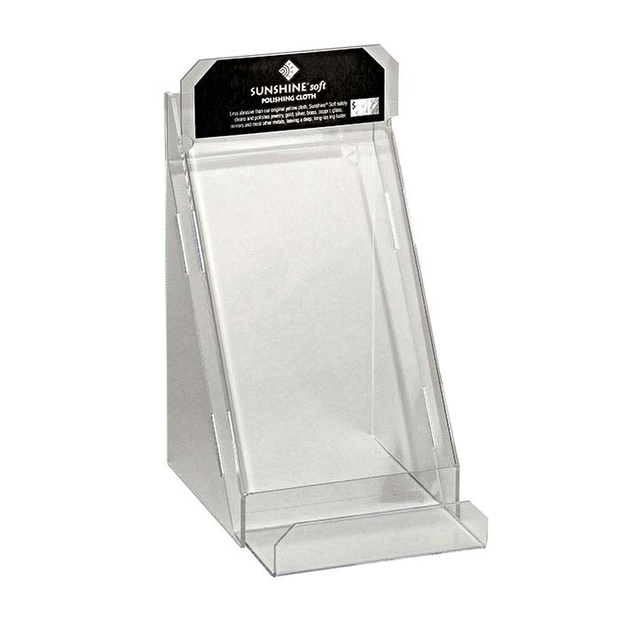 Acrylic Display Stand for Sunshine® Soft Cloth Tubes
