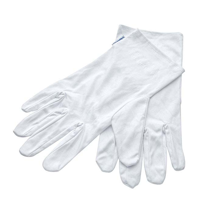 Microfiber Jewelry-Handling Gloves, Medium