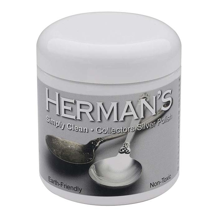 Herman's Simply Clean Collectors Silver Polish