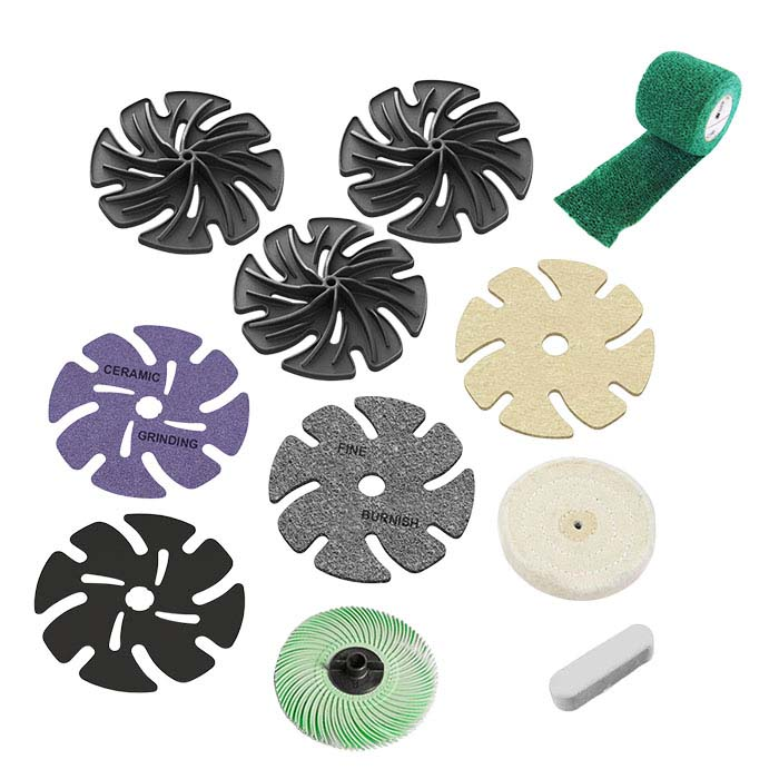 "JoolTool™ 4"" Jewelry and Metal Clay Add-On Kit"