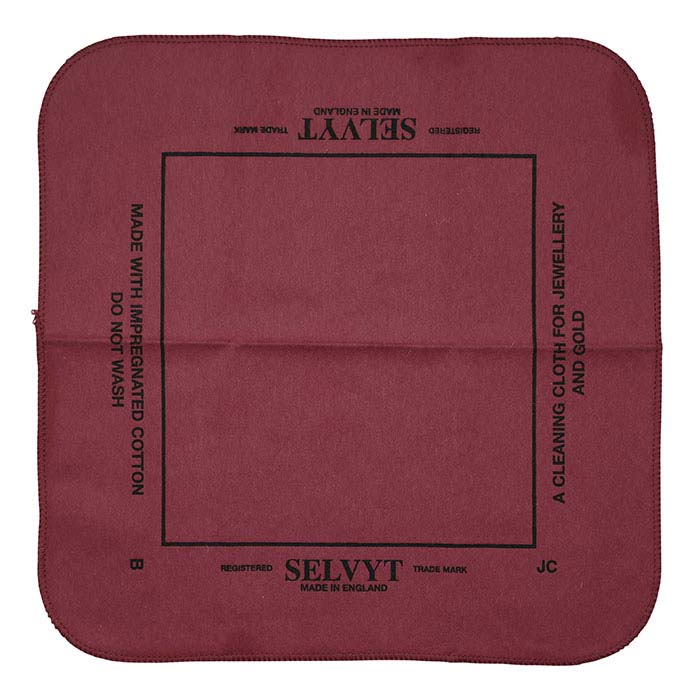 "Selvyt® JC Cleaning Cloth 14"" x 14"""