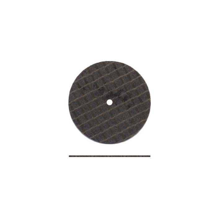 "Dedeco Elite Silicon Carbide Fiber-Cut 7/8"" Separating Disc"
