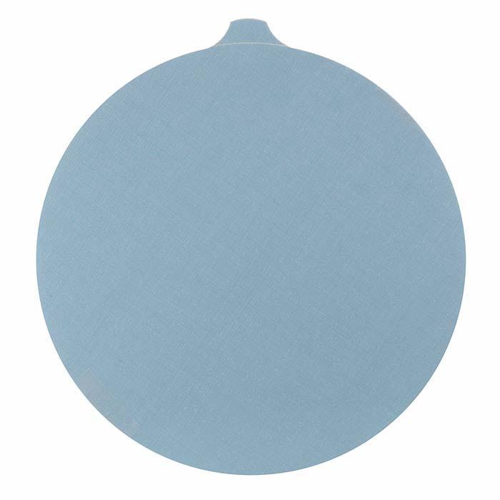 3M Trizact Self-Adhesive A10 Abrasive Discs, Blue