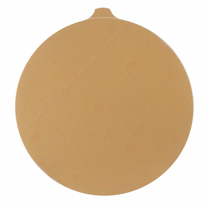 3M Trizact Self-Adhesive A5 Abrasive Discs, Orange