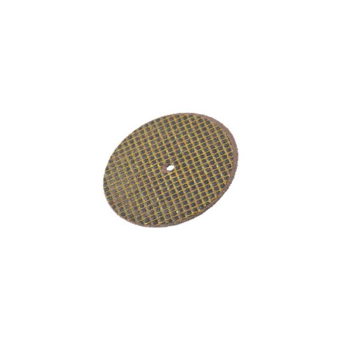 Fiberglass-Reinforced Aluminum Oxide Cut-Off Wheel
