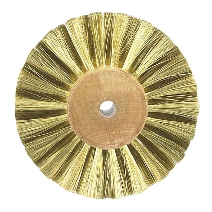 Brass Wire Wheel Brush
