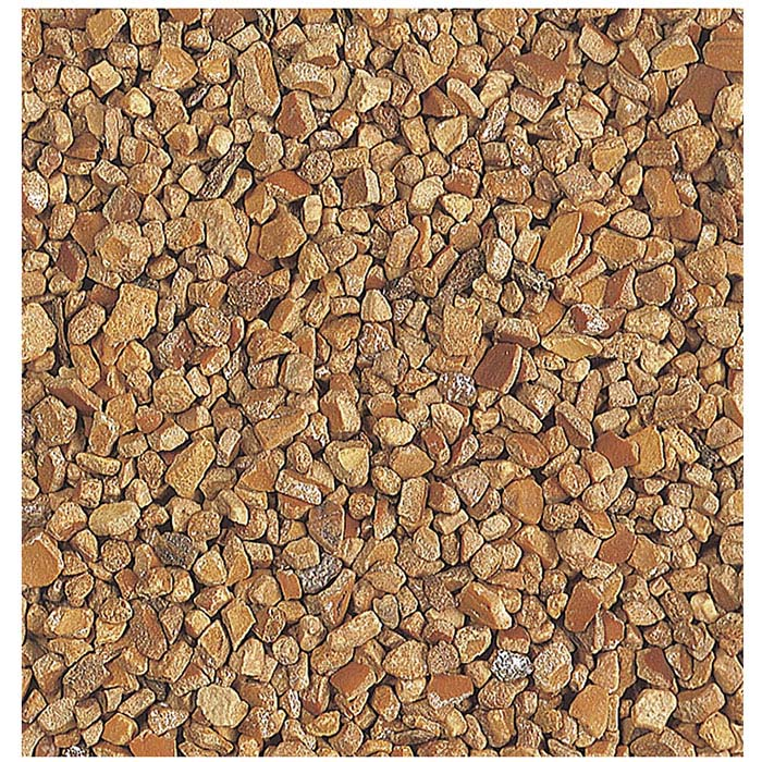 Pre-Treated Dry Walnut Shell Tumbling Media, Medium