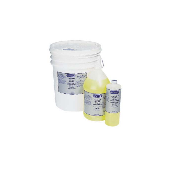 Sunsheen Gold and Silver Deburring Compound, 5-Gallons