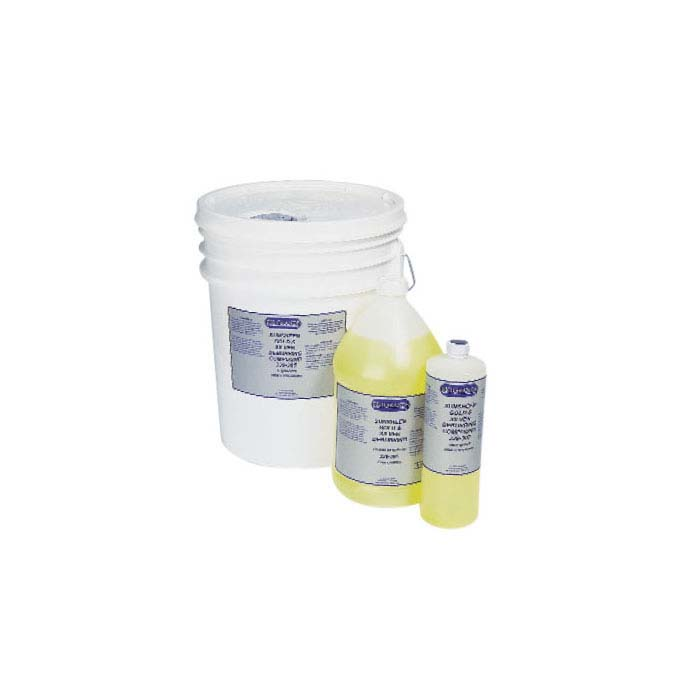 Sunsheen Gold and Silver Deburring Compound, 1-Gallon