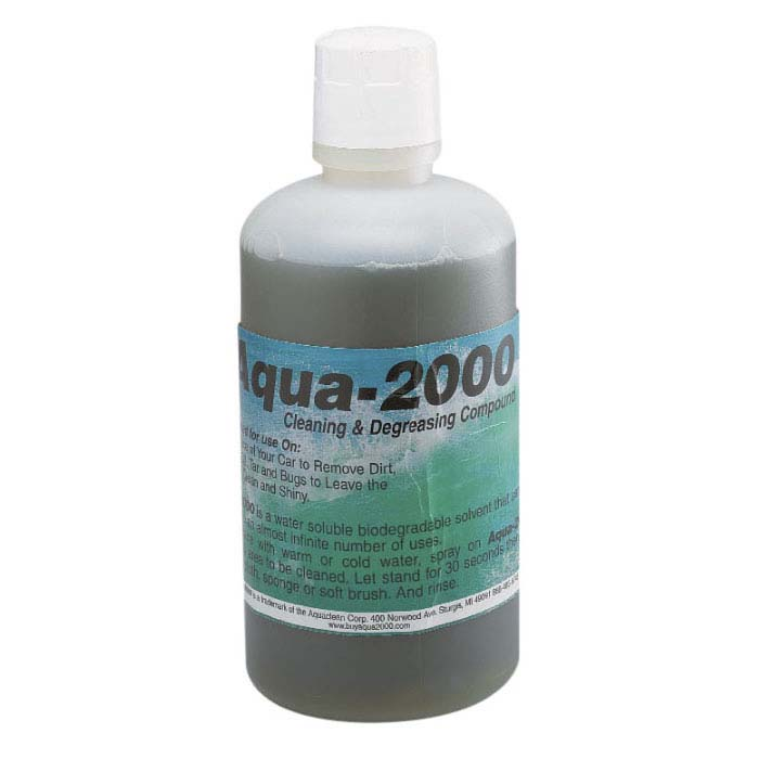 Aqua-2000 Cleaning and Degreasing Solution