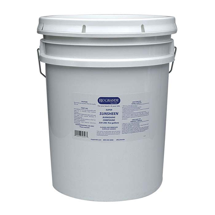 Super Sunsheen Burnishing Compound, 5-Gallons