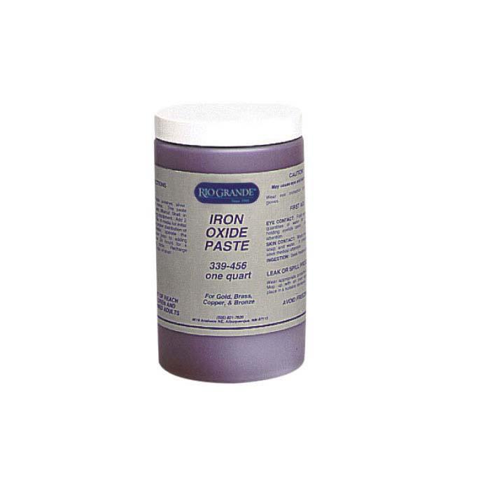 Iron Oxide Paste