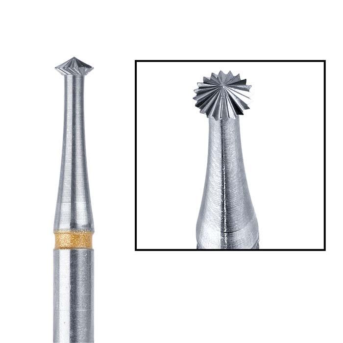 Busch® Carbide 70° Bearing Burs