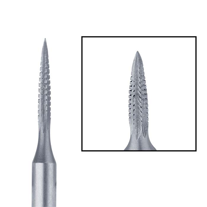 Busch® Tungsten Vanadium Cross-Cut Krause Burs