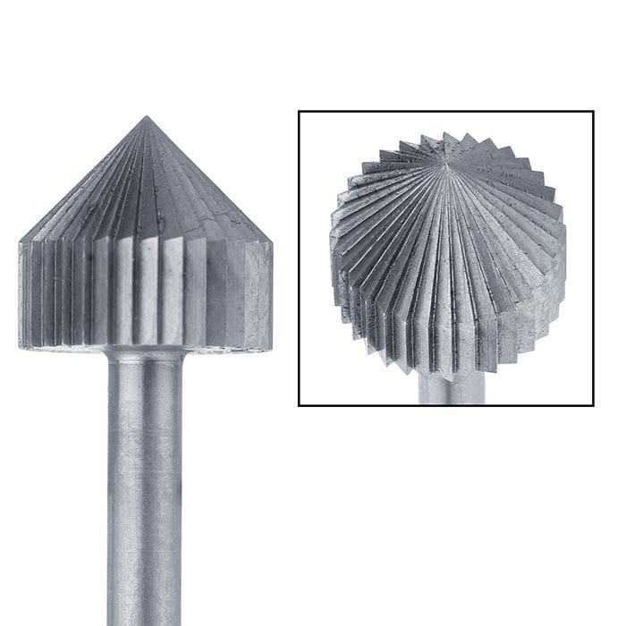 Busch® Tungsten Vanadium Stone-Setting Burs