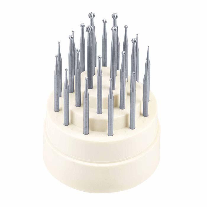 Dentsply Maillefer 24-Piece Round Bur Set