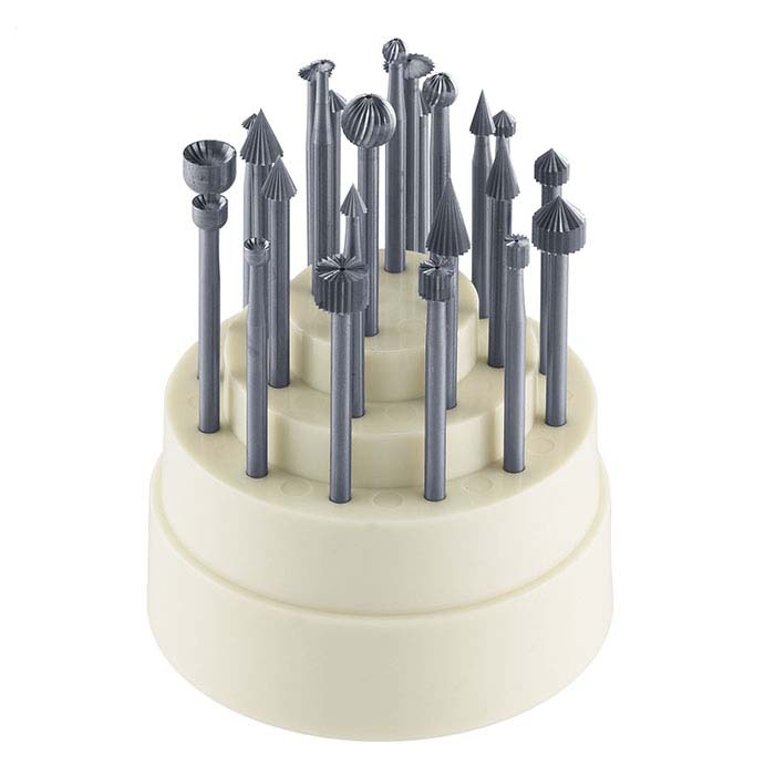 Dentsply Maillefer #3 Bur Assortment, 24-Piece