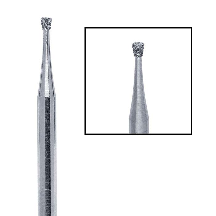 Edenta Diamond Inverted Cone Bur, 1.4mm