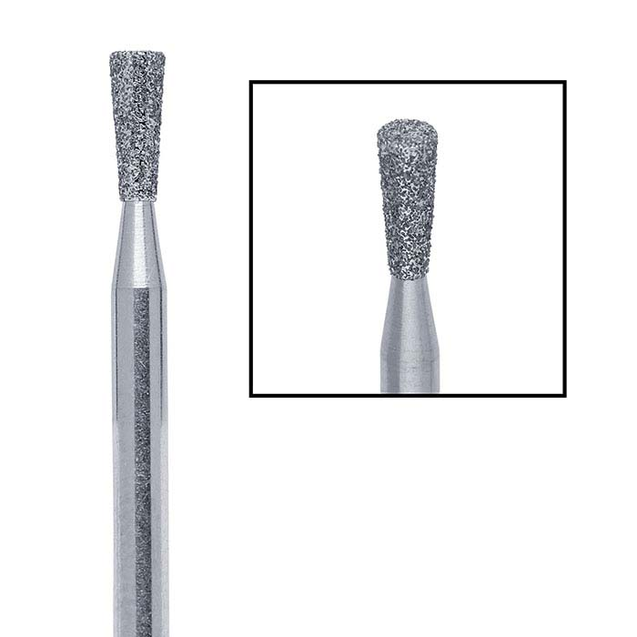 Edenta Diamond Long Inverted Cone Bur, 2.3mm