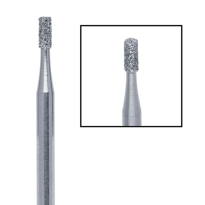 Edenta Diamond Cylinder Bur, 1.6mm