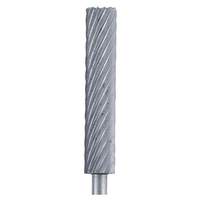 Wolf Wax High-Speed Steel Cylinder Wax Bur, 25mm x 4.7mm