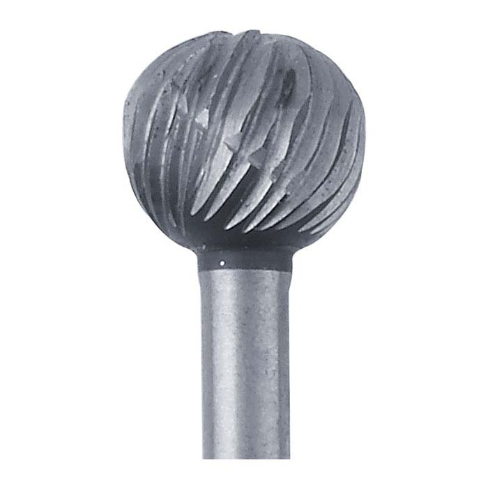 Rio High-Speed Steel Round Burs