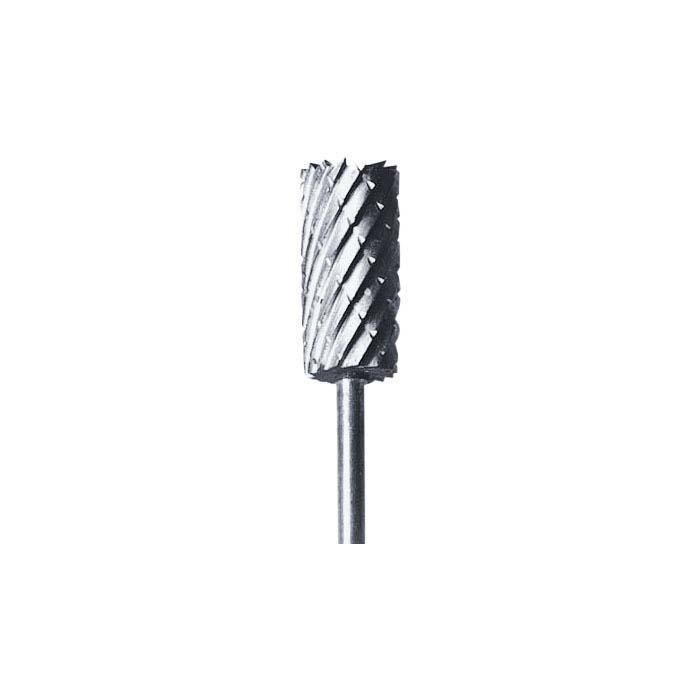 Rio High-Speed Steel Cylinder Cross-Cut Bur, 8mm