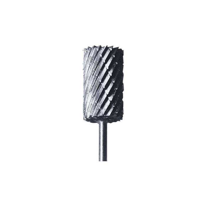 Rio High-Speed Steel Cylinder Cross-Cut Bur, 11mm
