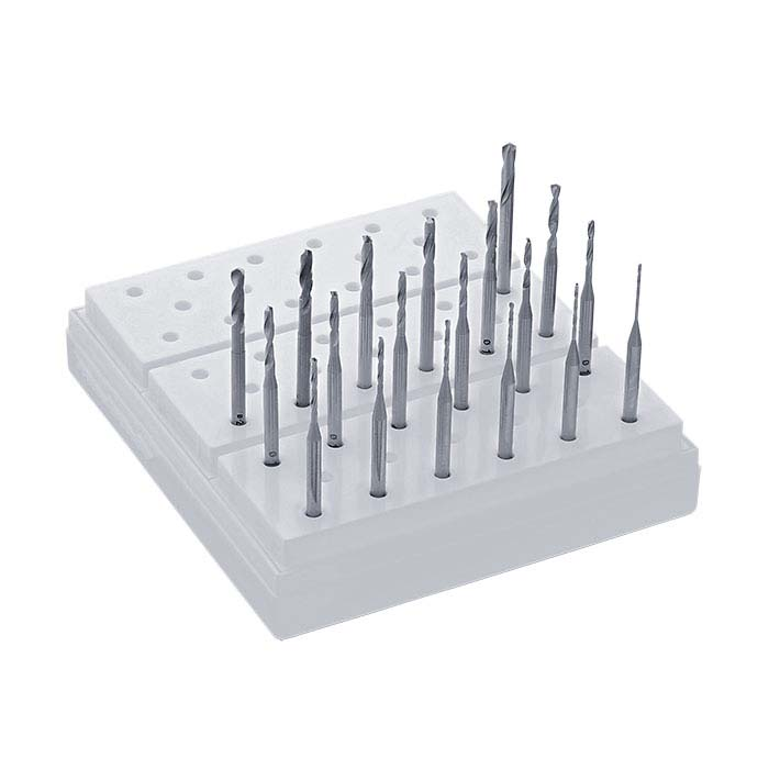 LYNX High-Speed Steel Twist Drills, Set of 19