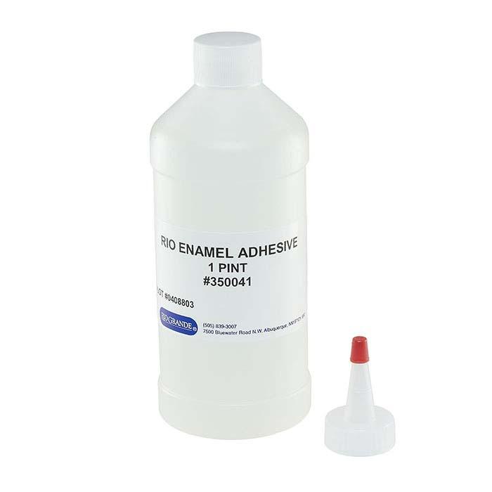 Rio Enamel Adhesive, 1-Pint