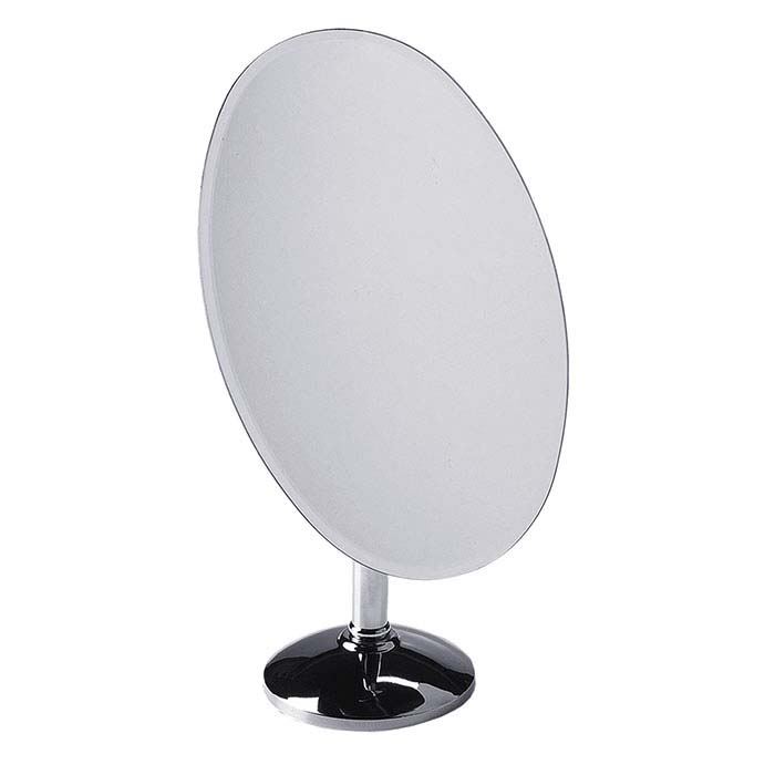 Chrome Adjustable Mirror