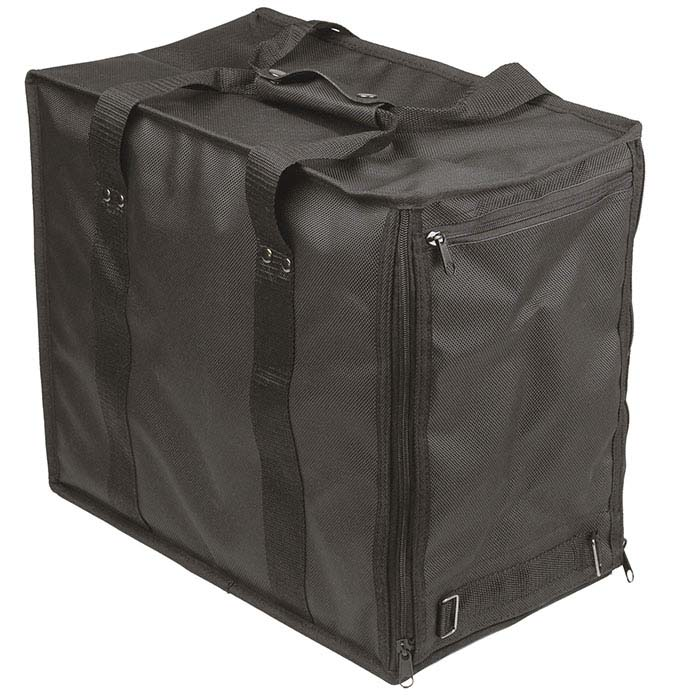 Black Soft-Sided Carrying Case