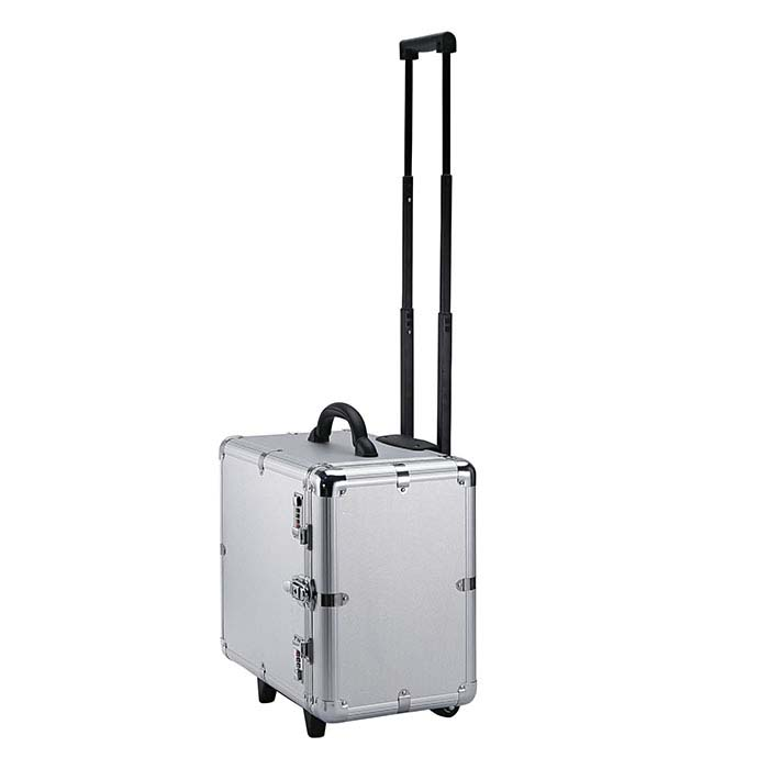 Aluminum Rolling Carrying Case