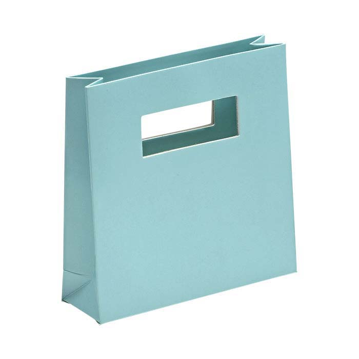 Boogie Blue Paper Mod Totes