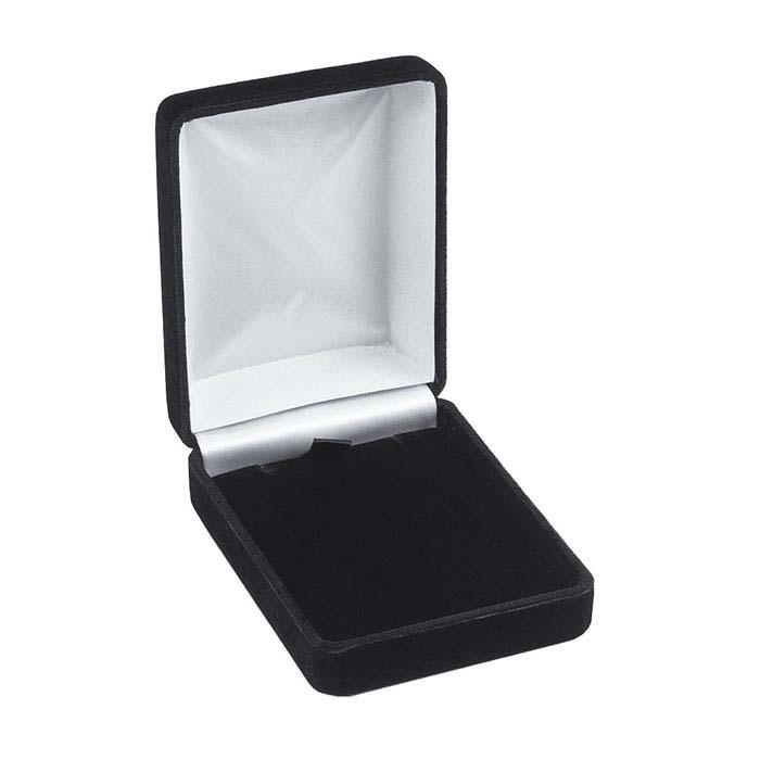 Black Velvet Pendant Gift Box