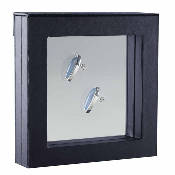 Black Suspension 3D Gift or Display Boxes