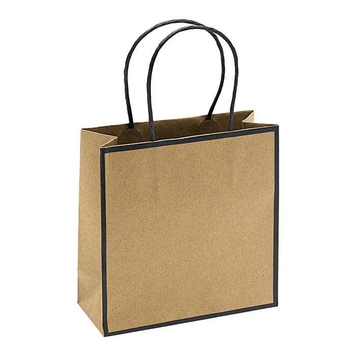 Coit Kraft Paper San Francisco Shopper Tote