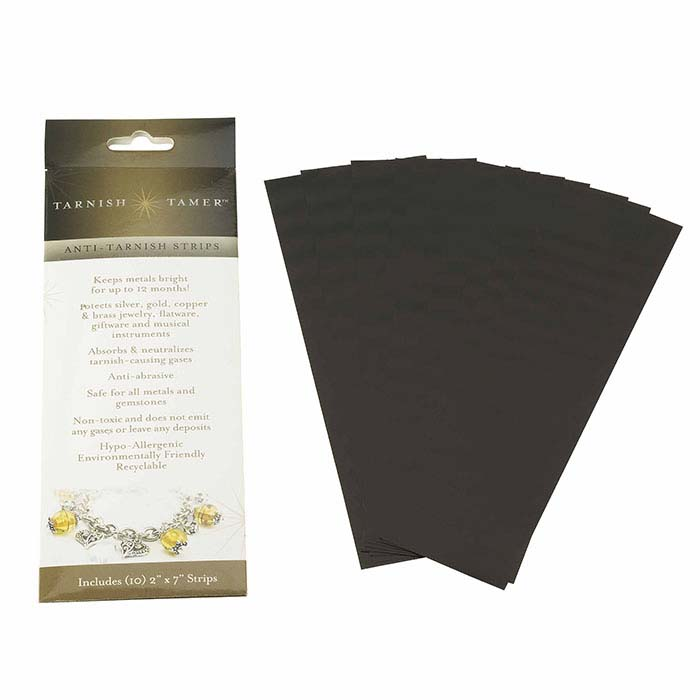 Intercept® Tarnish Tamer Anti-Tarnish Strips, Consumer Pack