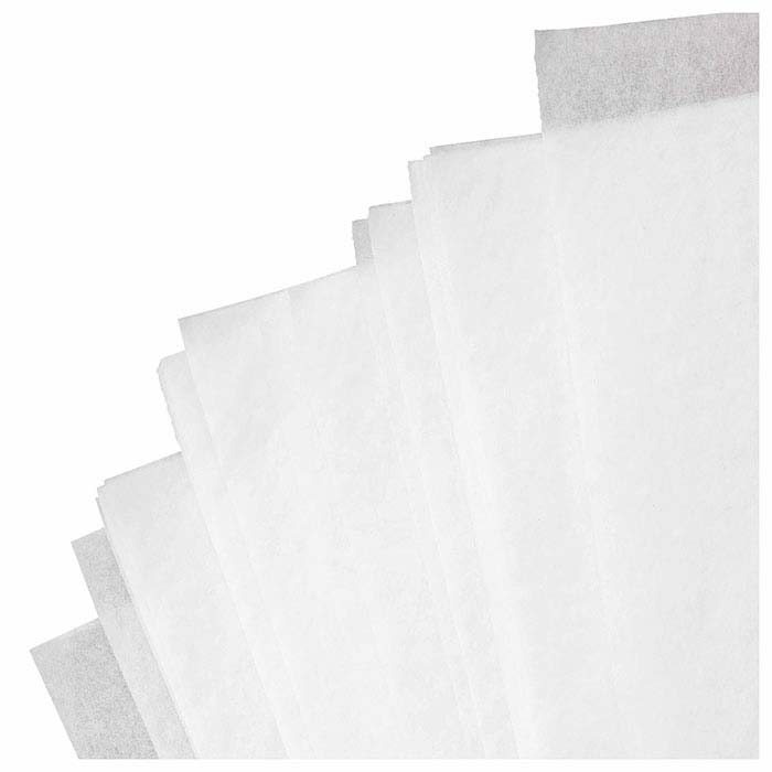 White Recycled Tissue Paper, 960 Sheets