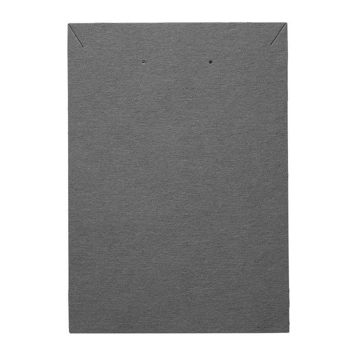 Gray Pendant and Earring Presentation Card Insert