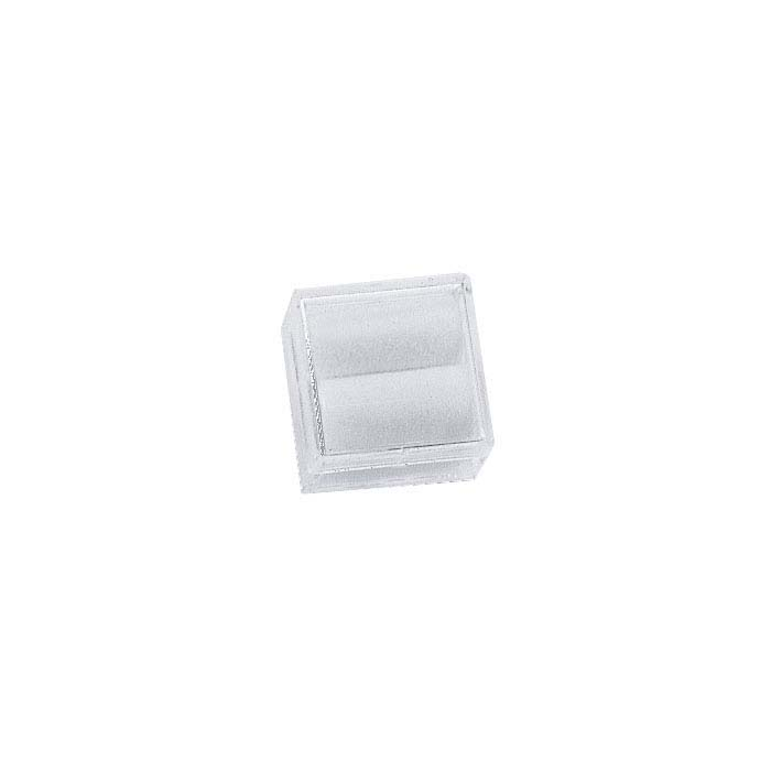 Clear Acrylic Gem Box, Square