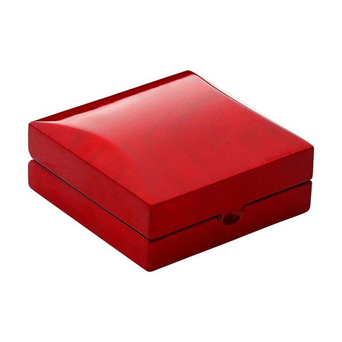 Premium Rosewood Pendant or Earring Gift Box