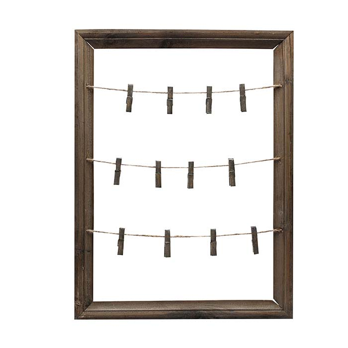 Picture Frame Earring Card Display
