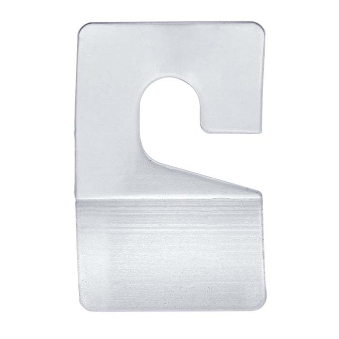 Clear Plastic Hanging Card Adapter
