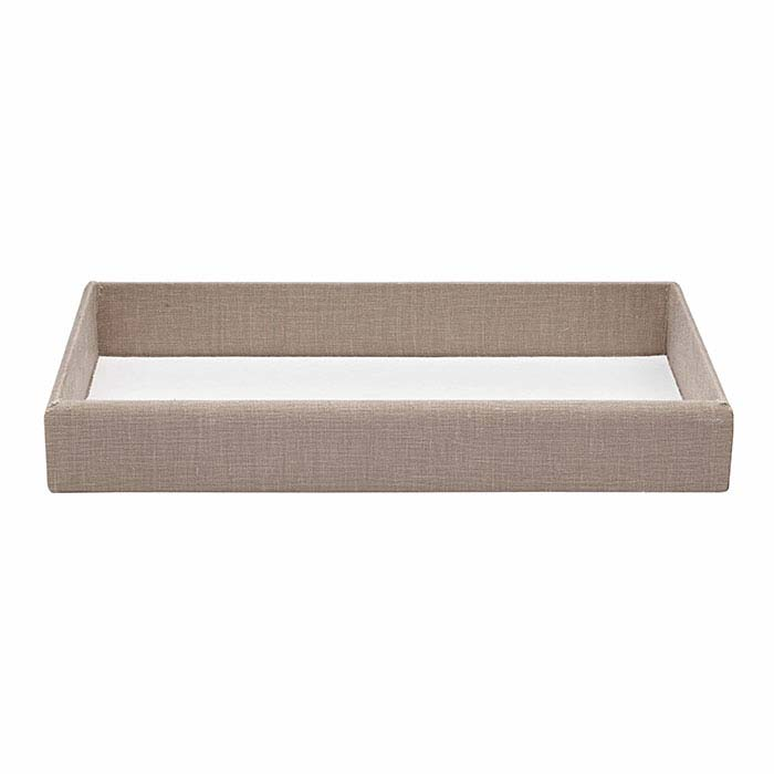 Watercress Linen Full-Size Tray