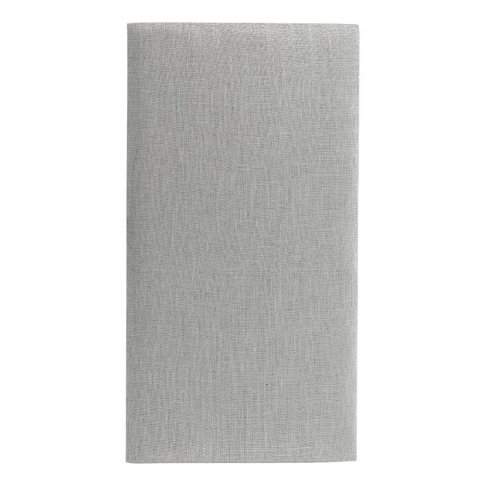 Silver Linen Full-Size Display Pad