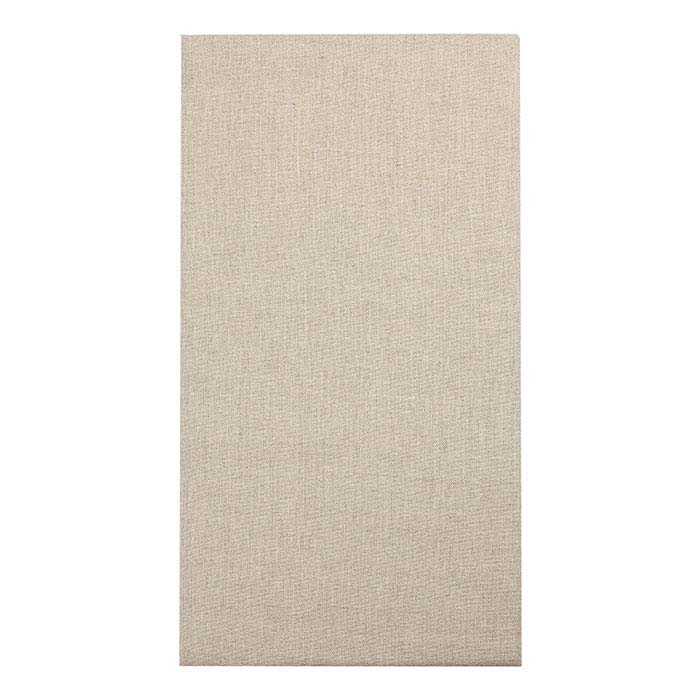 Natural Linen Full-Size Display Pad