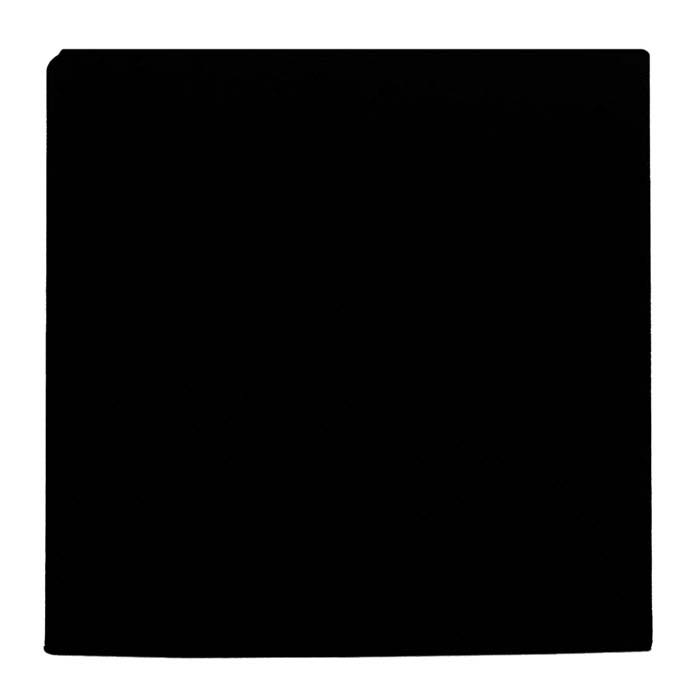 Black Velvet Half-Size Display Pad
