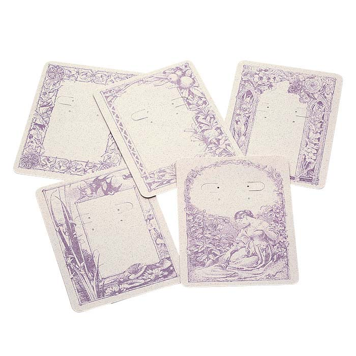 Victorian Motif Earring Card Assortment